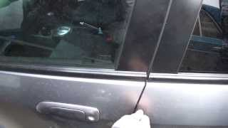 Как открыть машину