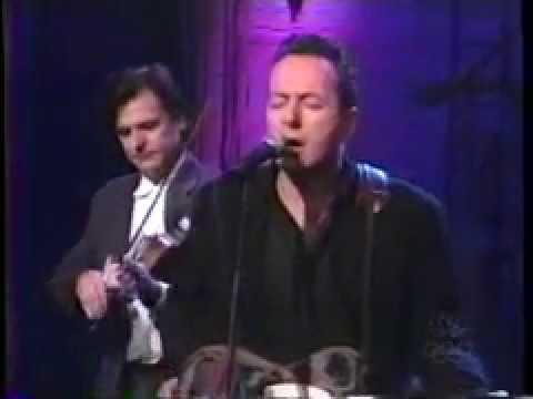 Joe Strummer and the Mescaleros on Conan