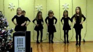 ирландский танец дети