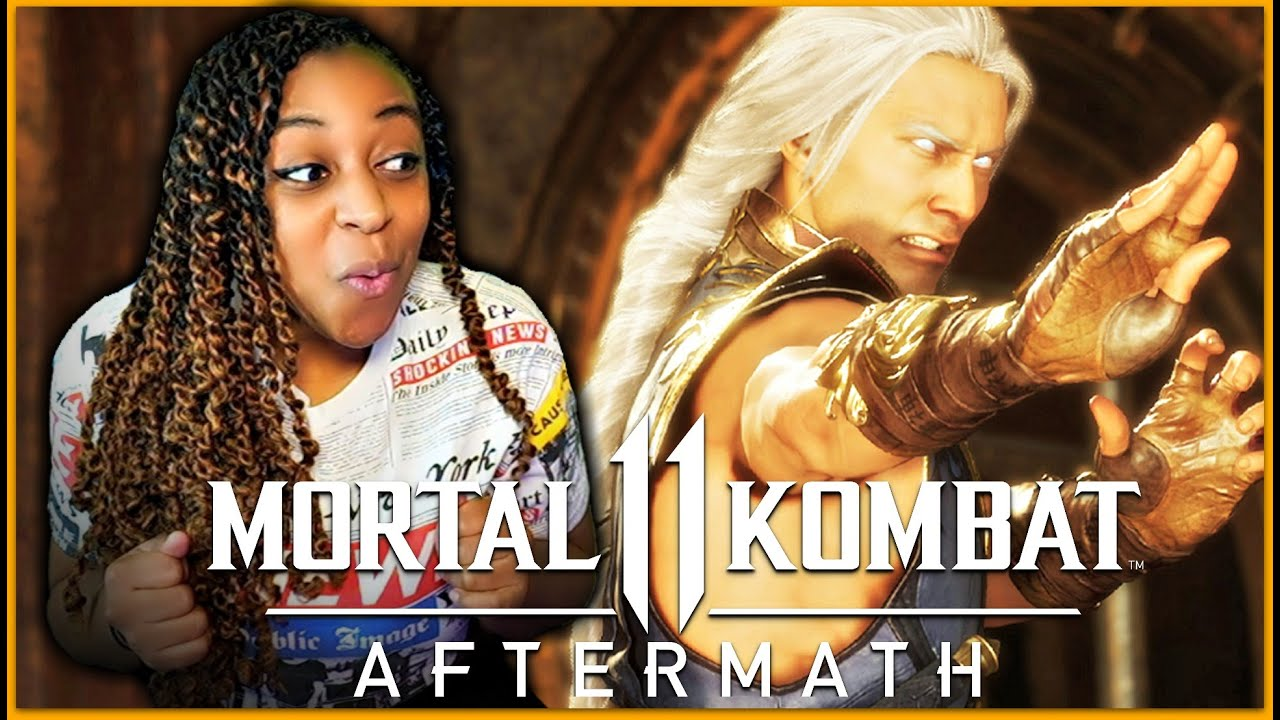 "TIME TO FIX HISTORY!!! | Mortal Kombat 11: ""Aftermath"" DLC 