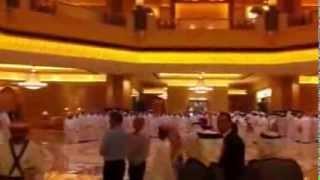 Супер богатая свадьба шейха в Абу Даби