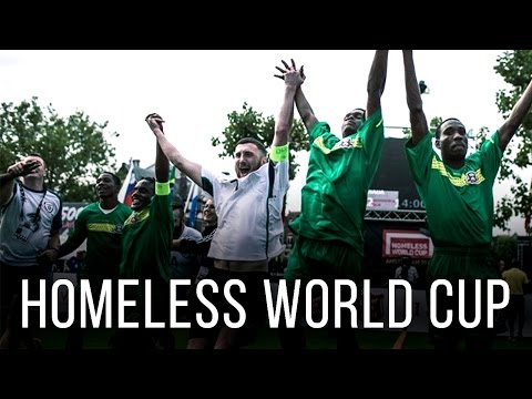 Homeless World Cup - Finding a Home In Football