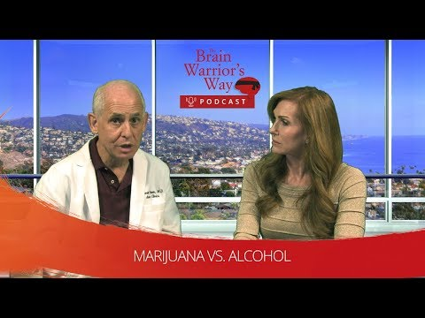 Marijuana Vs. Alcohol - TBWWP