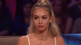 Corinne Olympios Dubs Bachelor in Paradise Scandal 'Annoying,' Reveals Message for DeMario Jackson