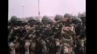 Somali Military Parade 1979 - Rear Glimpse.flv