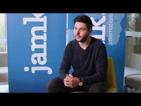 International Business student Alexander, Sweden