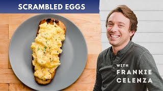 How To Make tнe Perfect Scrambled Eggs