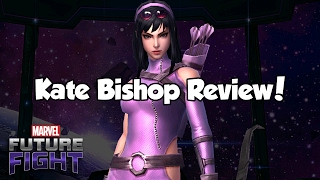 [Marvel Future Fight] Kate Bishop Review!