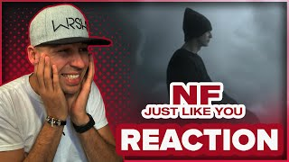 Christian Reacts to Just Like You - NF