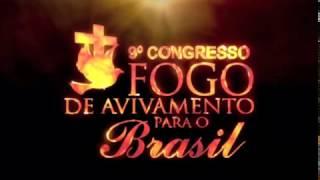 Fogo de Avivamento para o Brasil em Belo Horizonte