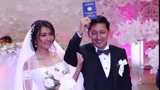 Limon.KG: Свадебное видео Нурсултана Майназарова и Жаркын Абиткановой