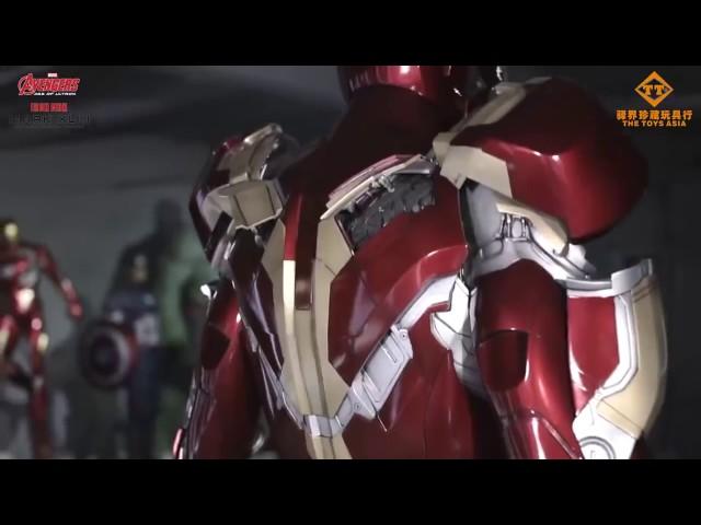 Il est désormais possible d'acheter larmure d'Iron Man !!!