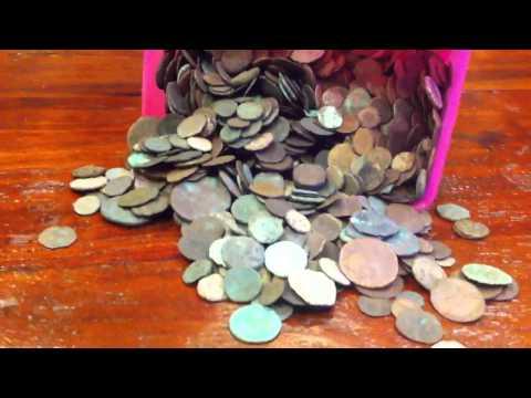 Craig's List Roman Coin Hoard Find (Part 1)