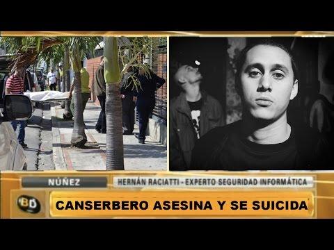Fallecio Canserbero, Asesino a Bajista de Zion TPL y se suicido (Exclusivo)