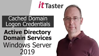 Cached Domain Logon Credentials - Windows Server 2019