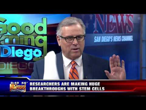 Salk Institute Scientist Jun Wu Discusses New Discovery About Interspecies Chimera on KUSI