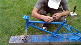 Renovace BMX