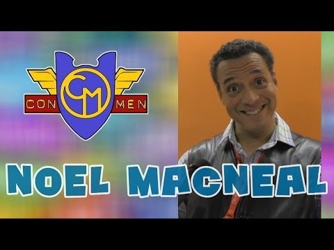 Con Men Interviews: Puppeteer Noel MacNeal - Bear in the Big Blue House