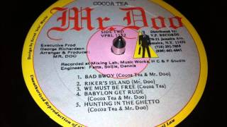 Cocoa Tea - We Must Be Free