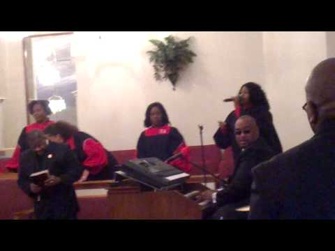 Lisa Robinson-Church Of God In Christ(communion)