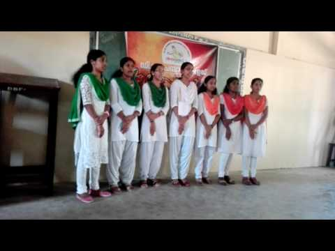 Jaya jana bharath....