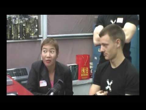 Trace Elements Hong Kong Radio Interview
