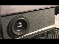 Sundown Audio Sa 6.5 Subwoofer First Test