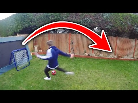 180 DEGREE SHOOTING CHALLENGE | Football's Top Drawer #4 - FIFA 17