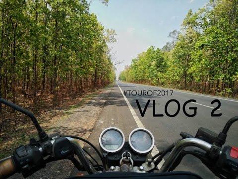 The Solo Ride Continues | Visakhapatnam to Kolkata | Vlog 2 | #Tourof2017