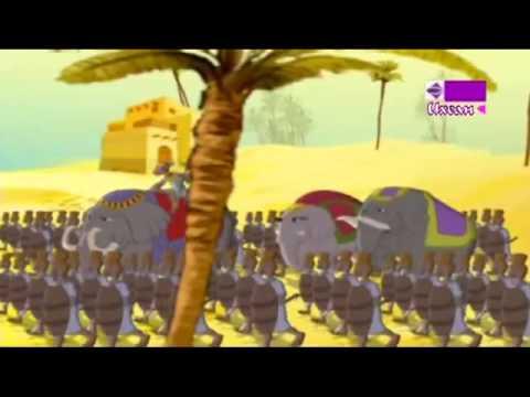 Мультфильм мусульманский про мальчика и слона