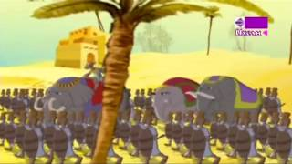 История слона Абрахи.