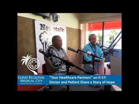 Your Healthcare Partners on K-57: Doctor and Patient Tell a Story of Hope