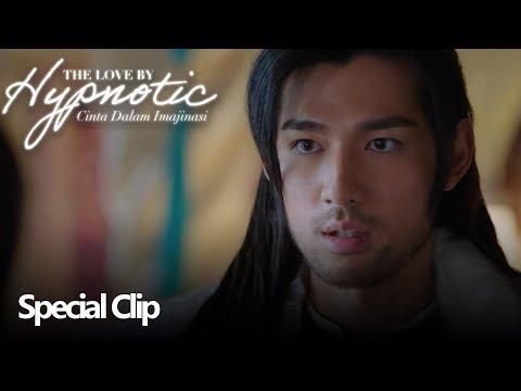 The Love By Hypnotic (Cinta Dalam Imajinasi) | Special Clip Perasaan Aku | 明月照我心 | WeTV 【INDO SUB】