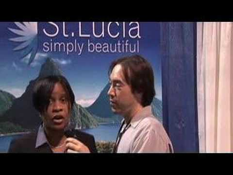 In The Know Traveler Interviews St. Lucia