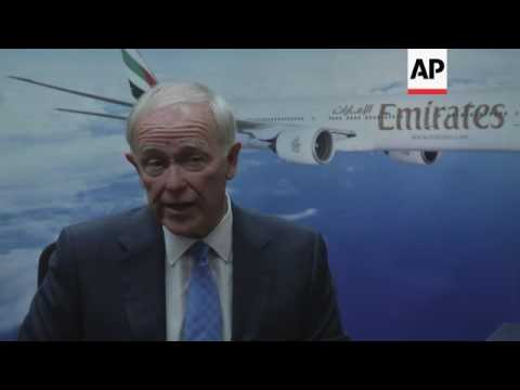 Emirates CEO announces highest profit yet