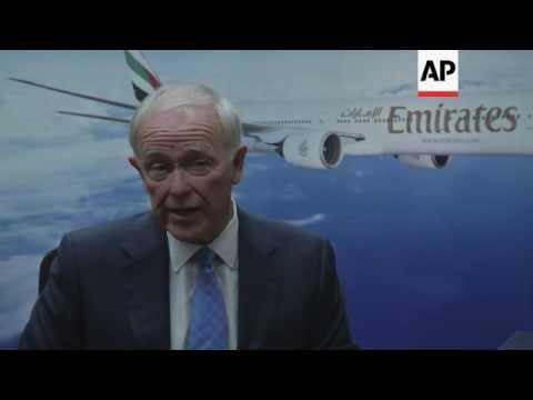 Emirates CEO announces highest profit yet