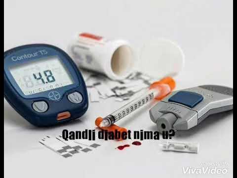Кандли диабет хакида малумот