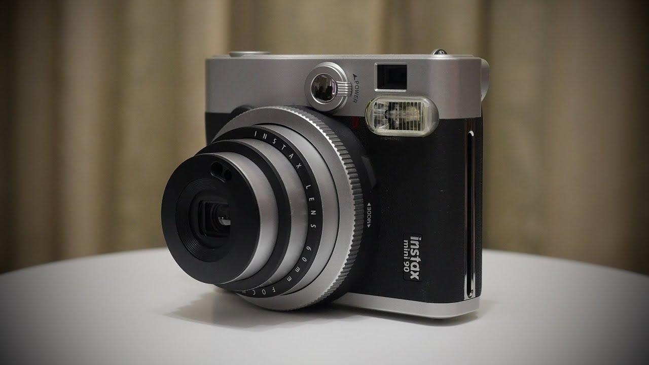 Fujifilm Instax Mini 90 The Best Instax Camera My Review