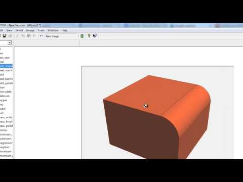 บทที่ 2 การปลี่ยนสีชิ้นงาน ด้วยโปรแกรม ProDesktop (8/8)