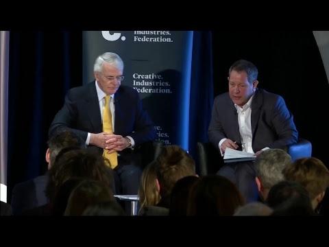 Former Prime Minister Sir John Major gives speech on Brexit