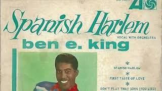 Stephie Plays & Sings: Spanish Harlem (episode 1)