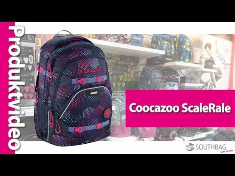 Neupreis Luxus-Ästhetik Turnschuhe für billige Coocazoo Schulrucksack ScaleRale - Produktvideo