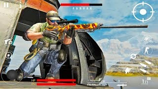Helicopter Sniper Shooting Games - FPS Air Strike - Android GamePlay - FPS Shooting Games Android #2 screenshot 5
