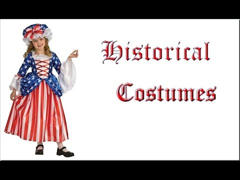 Pilgrim Colonial and Historical Costumes for Kids  sc 1 st  YouTube & Pilgrim Colonial and Historical Costumes for Kids - YouTube