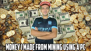 I Made BITCOINS From Mining On My PC Using An NVIDIA GTX 750TI? Should You Try? Nicehash Miner