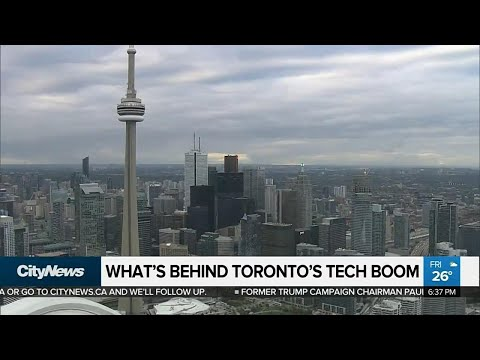 Could Toronto Become The Next Tech Capital?