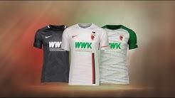 SIEGMUND - FC Augsburg Trikotpräsentation