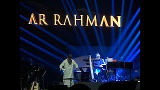 AR Rahman's Live Concert in Toronto 2017