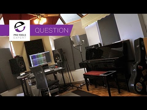 What Are Your Recording Studio Acoustics And Soundproofing Nightmare Stories?