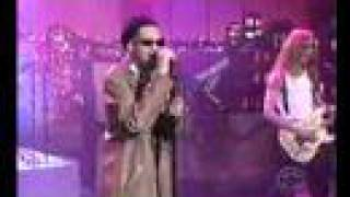 Alice in Chains live on Letterman